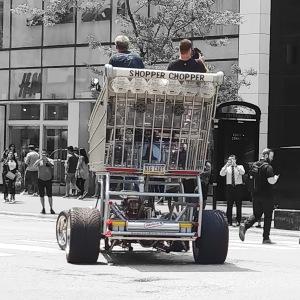 Shopper Chopper